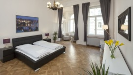 Capital Apartamenty Vodickova Praha - Apartament (2 sypialnie) - 6 osób