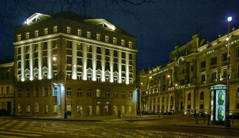 987 Design Prague Hotel Praha