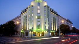 Hotel Plaza Alta Praha