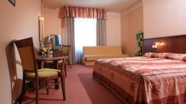Atlantic Hotel Praha - Zweibettzimmer
