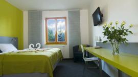 Hotel Herrmes Praha - Single room, Double room