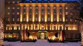 The Mark Luxury Hotel Prague Praha