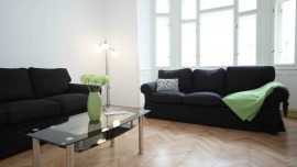 Apartments Prague Central Exclusive Praha - Two-Bedroom Apartment, 3-bedroom apartment