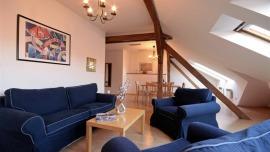 Apartamenty Jungmann Praha - Apartament (3 sypialnie)