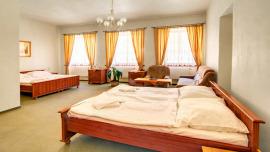 Hostel Little Quarter Hotel Prague Praha - Triple room, Four bedded room